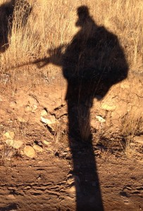 Shadow selfie last